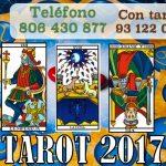 Los tres arcanos del Tarot que guiarán 2017