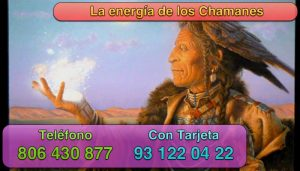 la energia de los chamanes