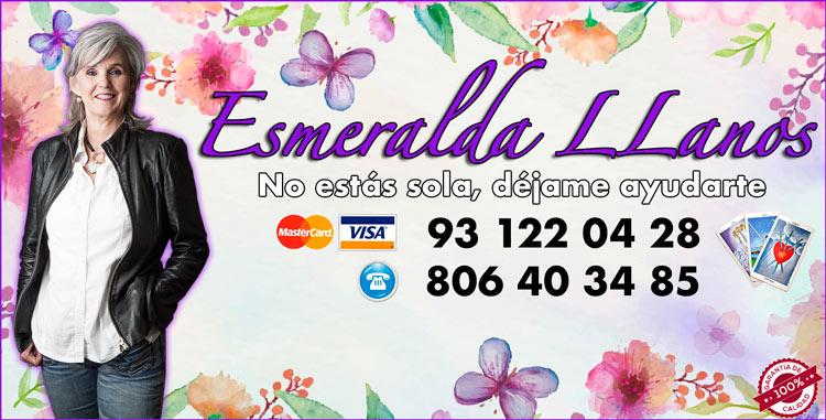 experiencia con la mejor vidente Esmeralda Llanos