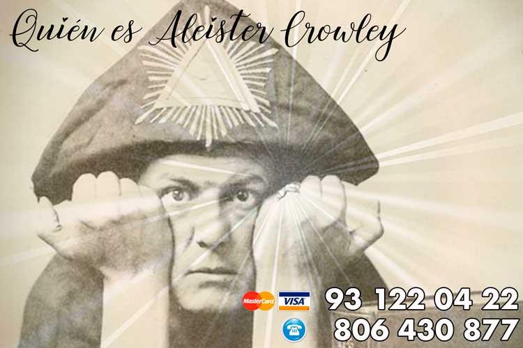 quien es Aleister Crowley