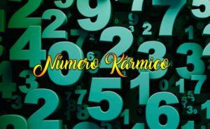 qué es el número kármico